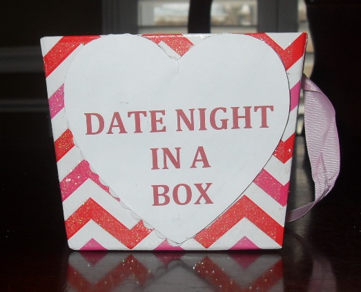 Date Night Wedding Shower Gift : Bridal Shower Gift Nestlie B.